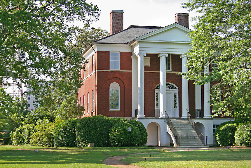 Historic Robert Mills House and Park in Columbia South Carolina