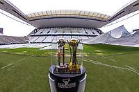 SÃO PAULO, SP, 21.12.2018 – CORINTHIANS - Taças dos Mundiais do Corinthians, nesta sexta feira (21) na arena Corinthians na zona Lesta de São Paulo.(Foto: Danilo Fernandes/Brazil Photo Press)