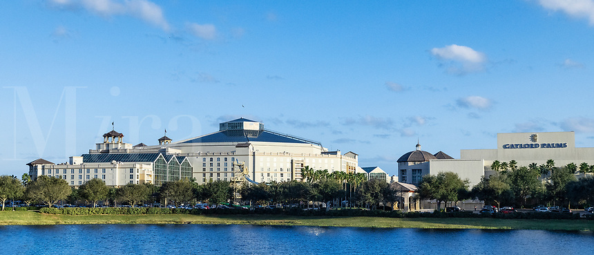 Gaylord Palms Resort & Convention Center, Kissimmee, Florida, USA.