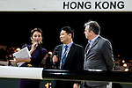 Riders competes at the Hong Kong Jockey Club trophy during the Longines Hong Kong Masters 2015 at the AsiaWorld Expo on 13 February 2015 in Hong Kong, China. Photo by Juan Flor / Power Sport Images