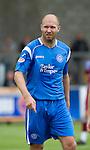 St Johnstone FC.... Season 2010-11.Sam Parkin.Picture by Graeme Hart..Copyright Perthshire Picture Agency.Tel: 01738 623350  Mobile: 07990 594431