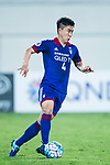 Suwon Midfielder Lee Yongrae in action during the AFC Champions League 2017 Group G match between Guangzhou Evergrande FC (CHN) vs Suwon Samsung Bluewings (KOR) at the Tianhe Stadium on 09 May 2017 in Guangzhou, China. Photo by Yu Chun Christopher Wong / Power Sport Images