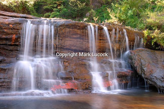 Queens Cascade, Blue Mountains, NSW