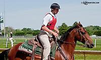 Colby Lavergne at Delaware Park on 6/5/13