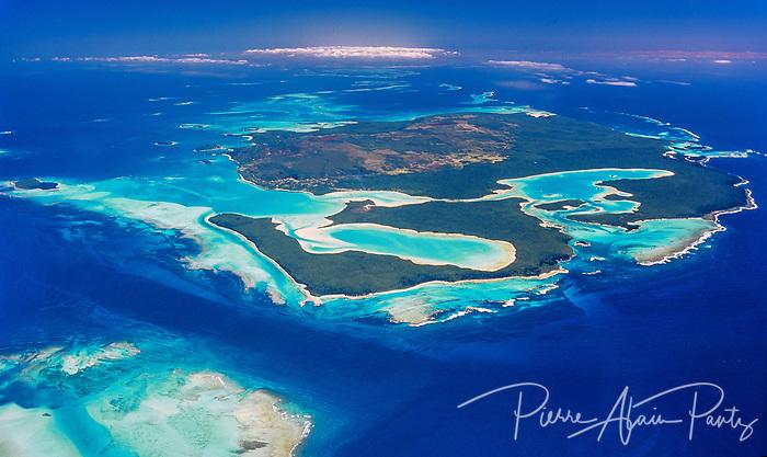 Vue générale de l'Ile des Pins