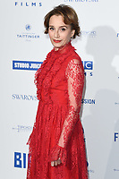 Kristin Scott Thomas?<br /> arriving for the British Independent Film Awards 2019 at Old Billingsgate, London.<br /> <br /> ©Ash Knotek  D3541 01/12/2019