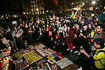 Hundreds protest in New York City against Colombia President Duque