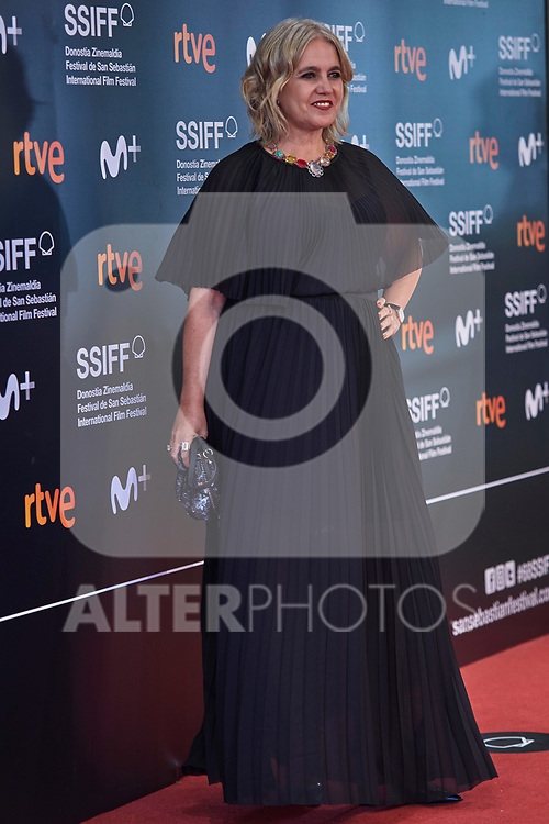 Tamara Falco, Eugenia Martinez de Irujo,  attend The red carpet at 'Oso', during the 68th San Sebastian Donostia International Film Festival - Zinemaldia.September 25,2020.(ALTERPHOTOS/Yurena Paniagua)