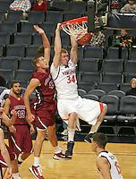20101106_Roanoke College vs Virginia NCAA basketball