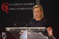 September 23 2013 -  BONNIE BROOKS, PRESIDENT OF HBC, HUDSON'S BAY COMPANY, DELIVERS A SPEECH TO THE CANADIAN CLUB OF MONTREAL.<br /><br /> Hudson's Bay Company was founded by King Charles II of England, in 1670 and is one of the oldest continually operating companies in the world.<br /><br />Come and hear some of the highlights of this great company's history, and its reinvention in recent years to becoming one of the leading department stores in the world.<br /><br />Bonnie Brooks has been at the helm of Hudson's Bay since 2008, and she will share some of the insights of the journey, the strategy, and returning the company into Canadian public ownership with the IPO in 2012.  Also included in the journey was the integration of the famous Lord and Taylor banner, into HBC, which owns 48 stores in the northeast United States, and is the oldest department store in the USA, founded in 1825.  Together these two retail icons have over 500 years of retail!