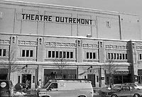 Theatre Outremont<br /> <br /> , 1987<br /> <br /> PHOTO : Pierre Roussel - Agence Quebec Presse