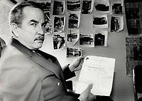 1987 FILE PHOTO - ARCHIVES -<br /> <br /> William Dear: Private detective from Dallas <br /> <br /> 1987<br /> <br /> PHOTO :  Erin Comb - Toronto Star Archives - AQP