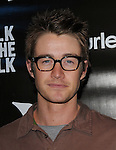 February 24, 2009: Robert Buckley is a judge at the runway competition Walk the Walk hosted by Hurley held at House of Blues Anaheim in Anaheim, California. Credit: RockinExposures