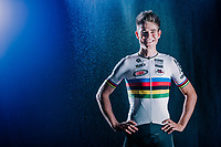 CX World Champion Wout van Aert / Official Team Pics CX 2018/2019 / press conference