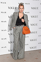 Charlotte Dellal<br /> at the Vogue 100: A Century of Style exhibition opening held in the National Portrait Gallery, London.<br /> <br /> <br /> ©Ash Knotek  D3080 09/02/2016