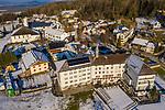 Kloster Schellenberg, Drohnenaufnahme: Liechtenstein.<br /> <br /> Foto: ©Paul J. Trummer