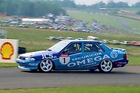 1992 British Touring Car Championship. #1 Will Hoy (GBR). Team Securicor ICS Toyota. Toyota Carina.
