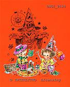 GIORDANO, CUTE ANIMALS, LUSTIGE TIERE, ANIMALITOS DIVERTIDOS, Halloween, paintings+++++,USGI2134,#AC#