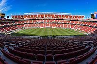 Santa Clara, CA - Monday June 13, 2016: Levi's Stadium during a Copa America Centenario Group C match between Uruguay (URU) and Jamaica (JAM) at Levi's Stadium.