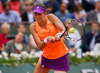 France, Paris, 03.06.2014. Tennis, French Open, Roland Garros, Garbine Muguruza (ESP)<br /> Photo:Tennisimages/Henk Koster