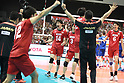 FIVB Volleyball Mens World Cup: Japan vs Italy
