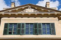 Europe/Suisse/Jura Suisse/ Neuchâtel: Ancienne Demeure de Frédéric de Pourtales construite en 1814