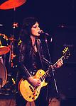 The Runaways 1978 Joan Jett.© Chris Walter.