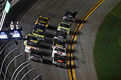 2017 Camping World Truck - NextEra Energy Resources 250<br /> Daytona International Speedway, Daytona Beach, FL USA<br /> Friday 24 February 2017<br /> Ben Rhodes, Christopher Bell<br /> World Copyright: Michael L. Levitt/LAT Images<br /> ref: Digital Image levitt-0217-D500_29085
