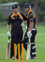 130109 Under-19 One-Day Cricket - Wellington v Central Districts