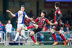 FC Seoul vs HKFC Captain's Select during the Main of the HKFC Citi Soccer Sevens on 21 May 2016 in the Hong Kong Footbal Club, Hong Kong, China. Photo by Lim Weixiang / Power Sport Images