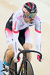 Kazunari Watanabe of the team of Japan competes in Men's Team Sprint - Qualifying match as part of the 2017 UCI Track Cycling World Championships on 12 April 2017, in Hong Kong Velodrome, Hong Kong, China. Photo by Victor Fraile / Power Sport Images