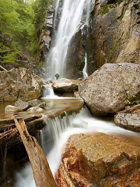 150' Waterfall