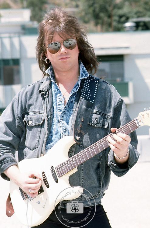 John Norum - Hollywood June 1988