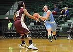 Tulane defeats Loyola, 81-41, in women's basketball at Devlin Fieldhouse.