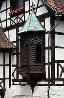 Deutschland, Wartburg in Thüringen, Unesco-Weltkulturerbe