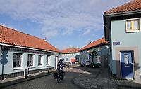 Nederland  Amsterdam-  2020.   Amsterdam Noord Floradorp. Floradorp is een van de focuswijken in Amsterdam.   Foto : ANP/ HH / Berlinda van Dam