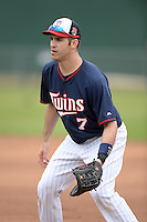 Minnesota Twins first baseman Joe Mauer (7) during practice on February 25, 2014 at Hammond Stadium in Fort Myers, Florida.  (Mike Janes Photography)