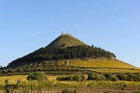 Castello di Marmilla (römisch) bei Las Plassas, Provinz Medio-Campidano, Inner - Sardinien, Italien