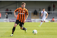 Elliott Johnson of Barnet during the Friendly match between Barnet and Crystal Palace at The Hive, London, England on 11 July 2015. Photo by David Horn.