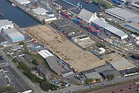 Steinwerder Hafen: EUROPA, DEUTSCHLAND, HAMBURG 23.09.2017 Steinwerder Hafen