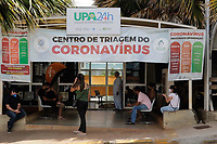 07/01/2021 - MOVIMENTAÇÃO NA UPA DO PIRACICAMIRIM EM PIRACICABA