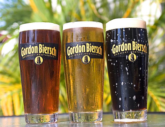 Gordon Biersch Restaurant, Downtown Miami, Florida