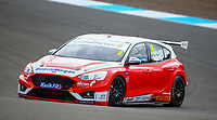 29th August 2020; Knockhill Racing Circuit, Fife, Scotland; Kwik Fit British Touring Car Championship, Knockhill, Qualifying Day; Rory Butcher in action during free practice