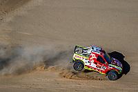 4th January 2021; Dakar Rally stage 2;  #312 Prokop Martin (cze), Chytka Viktor (cze), Ford, Orlen Benzina Team, Auto, action during the 2nd stage of the Dakar 2021 between Bisha and Wadi Al Dawasir, in Saudi Arabia on January 4, 2021