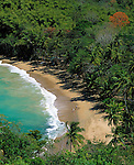 Trinidad & Tobago, Commonwealth, Tobago, Englishman's Bay: beach