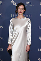 Cara Horgan<br /> arriving for the LUMINOUS Gala 2019 at the Roundhouse Camden, London<br /> <br /> ©Ash Knotek  D3522 01/10/2019
