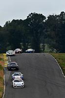 IMSA Continental Tire SportsCar Challenge<br /> Biscuitville Grand Prix<br /> Virginia International Raceway, Alton, VA USA<br /> Saturday 26 August 2017<br /> 4, Porsche, Porsche Cayman GT4, GS, Guy Cosmo, Hugh Plumb<br /> World Copyright: Scott R LePage<br /> LAT Images