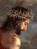 Dona Gelsinger, EASTER RELIGIOUS, OSTERN RELIGIÖS, PASCUA RELIGIOSA, paintings+++++,USGE2105,#er#, EVERYDAY ,Jesus
