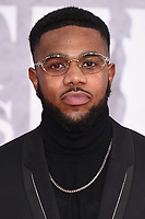 RAMZ<br /> arriving for the BRIT Awards 2019 at the O2 Arena, London<br /> <br /> ©Ash Knotek  D3482  20/02/2019<br /> <br /> *images for editorial use only*