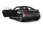 Car images close up view of a 2019 Audi TT-Coupe Base 2 Door Coupe doors